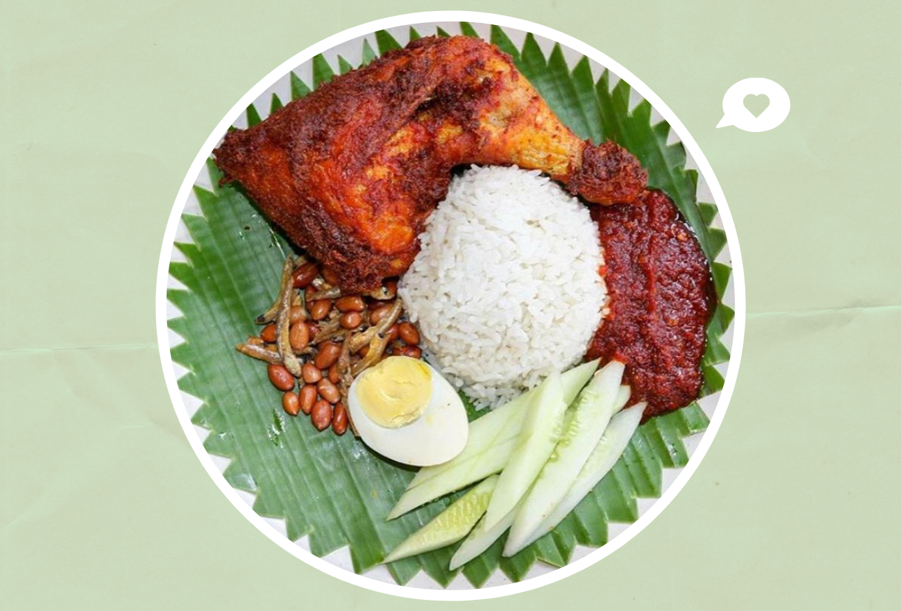 Hips Eat: 5 Fav Nasi Lemak To Try And Indulge On-Repeat