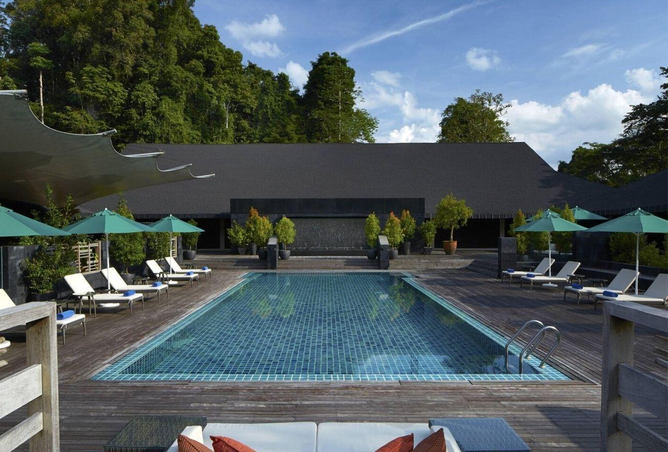 HIPSHUT Mulu Marriott Resort & Spa