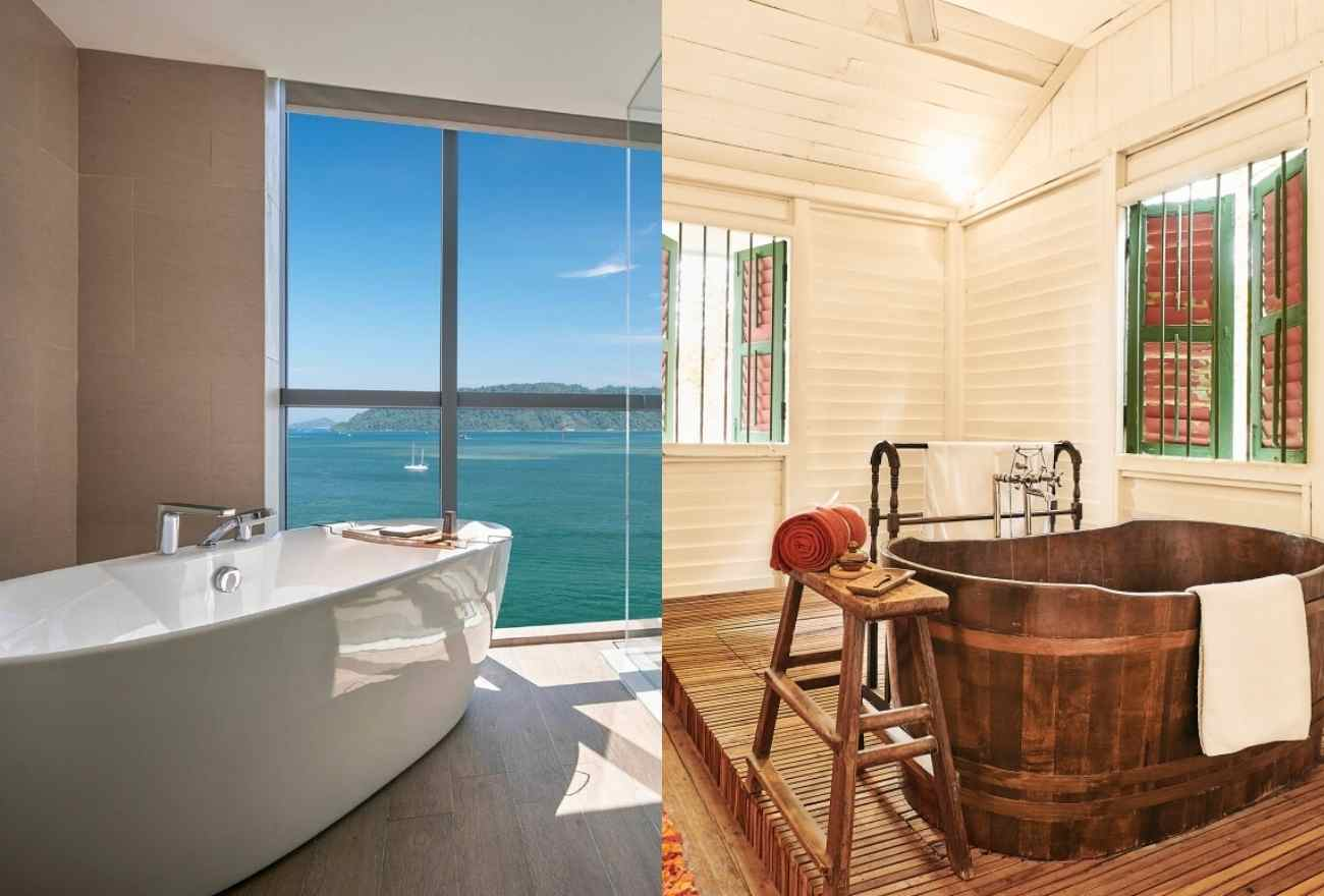 Top 5 Hip Spots: Chic Design Bathtubs For You To Unwind Like A Royalty