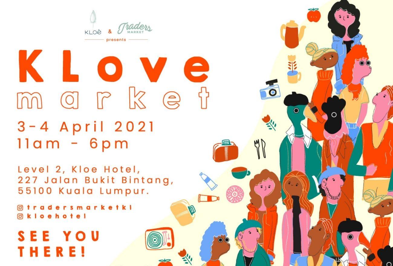 KLoé Hotel x Traders Market present: KLove Market