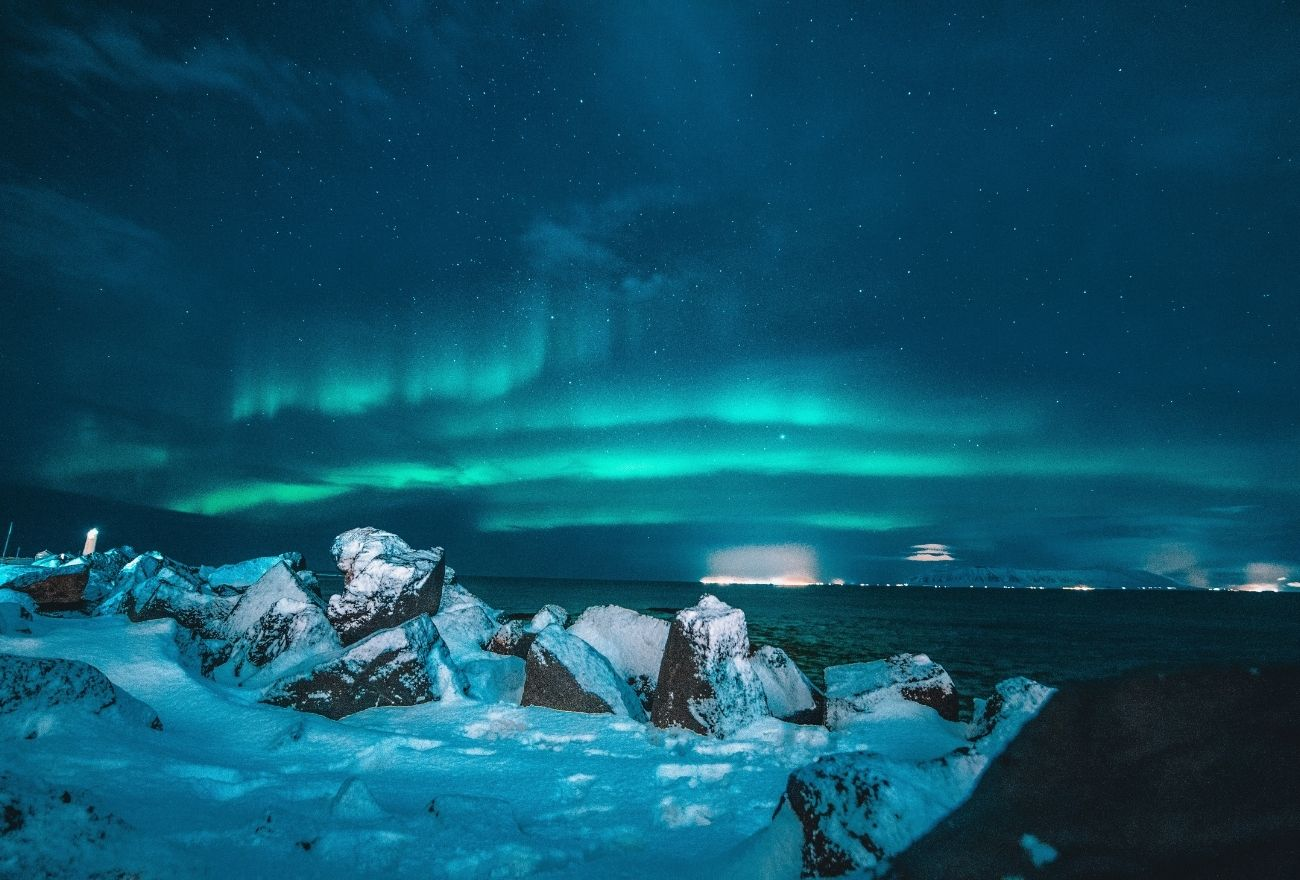 Only Crazy People Go to Iceland in Winter – An Anecdote