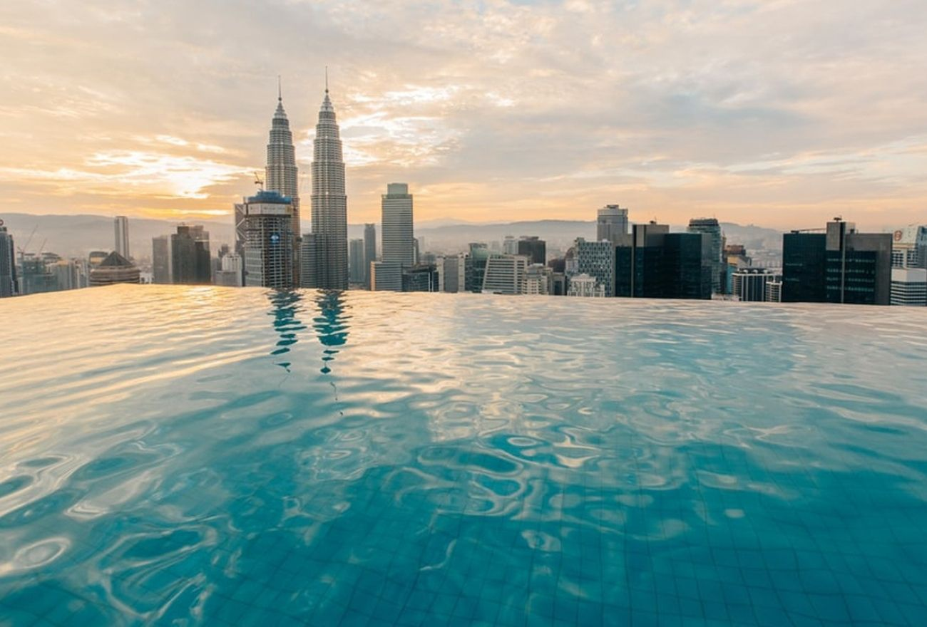 Saltwater Pools in Malaysia for that Quality Relaxation