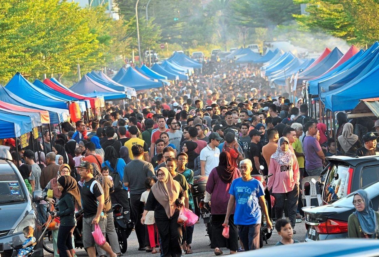 Top 5 Ramadan Bazaars in Klang Valley