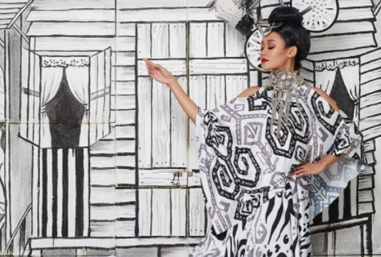 Heritage at the Heart of Malaysia's Miss Universe National Costume